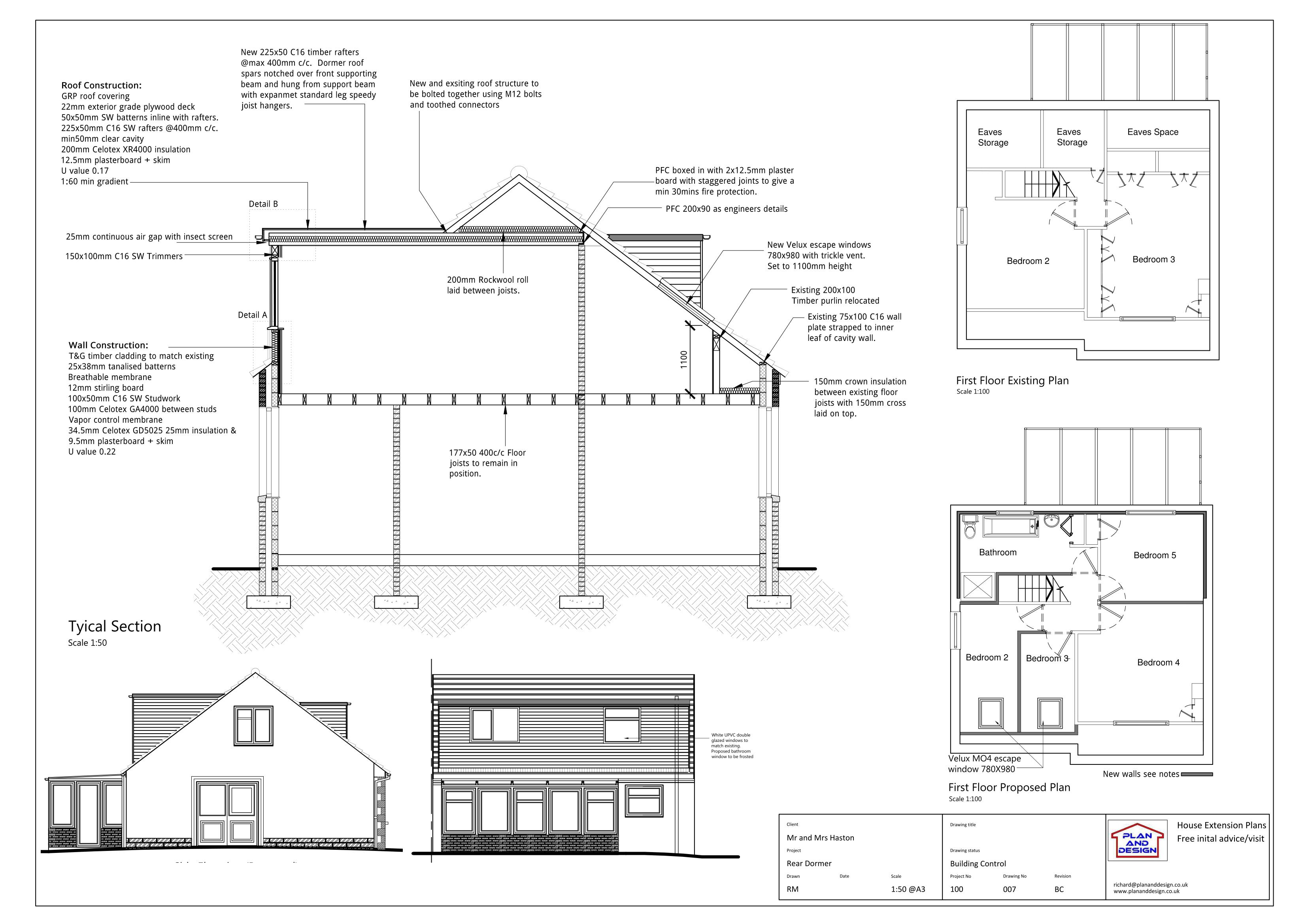 Loft Conversion 2 Storey Property