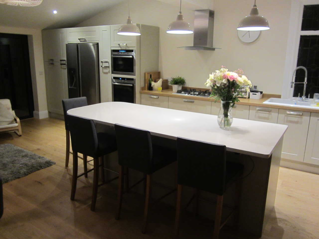 Rear Extension Ideas >> Single storey rear kitchen extension